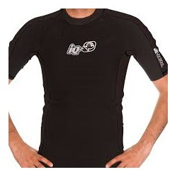 Triko UV Shirt men iQ 50+ Černé