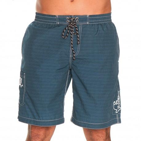 Kraťasy Boardshorts Caipirinha černo / modré