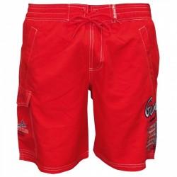 Šortky iQ Dive Club Shorts Grand RED