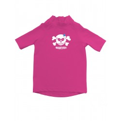 Triko iQ UV 300 Shirt Kids Racky pink