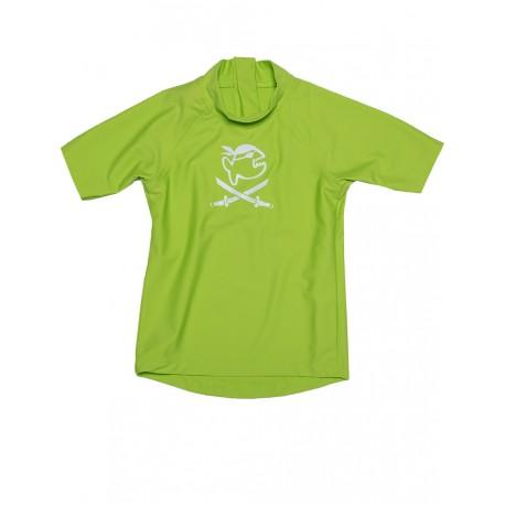 Triko UV 300 Kiddys krátký rukáv (1-6 let) zelené