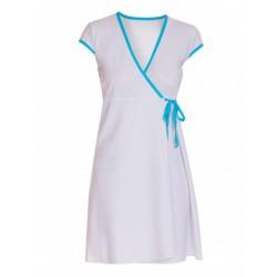 Šaty UV 300 bílé