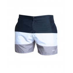 Šortky IQ UV Shorts Quarterdeck navy-gray
