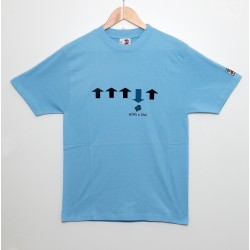 Triko IQ T-shirt BORN TO DIVE