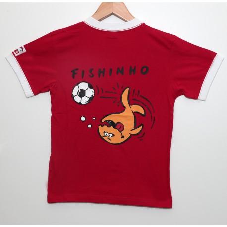 Triko IQ KIDS FOOTBALL SHIRT FISHINHO!