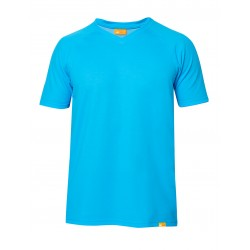 Triko UV OUTDOOR  V-neck krátký rukáv hawaii