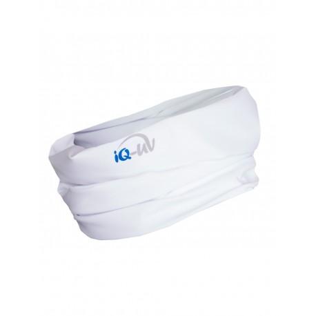 Tunel, šátek IQ UV 300 ochrana white