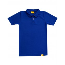 Triko UV polo modré