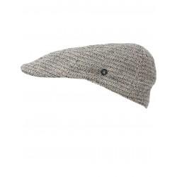 UV plochá čepice Duck-Cap Leinen grey City sport