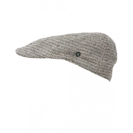 UV plochá čepice Duck-Cap Leinen