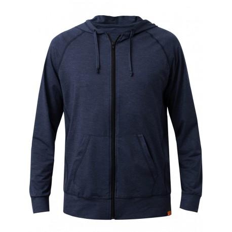 Unisex bunda s kapucí a UV FREE